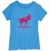 Patagonia Girls Live Simply Buroyts T-shirt Skipper Blue